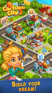 Cartoon City 2:Farm to Town. Build your dream home 2.25 1