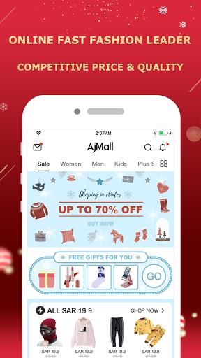 AjMall - Online Shopping Store 3.7.9 screenshots 1