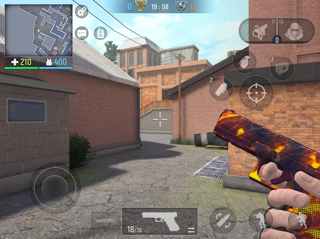 Modern Ops - Gun Shooting Games FPS poster 16