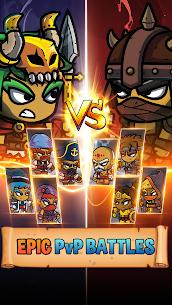 Five Heroes MOD APK: The King's War (Unlimited Money) 5