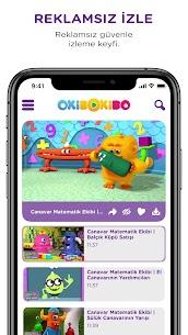 OkiDoKido: Çocuk Çizgi Film TV Full Apk İndir 4