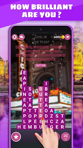 Word Cube - Word Search | Free Puzzle Casual Game 5.4 screenshots 3