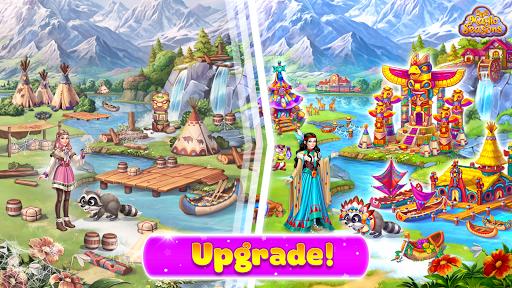 Magic Seasons - build and craft game 1.0.5 screenshots 11