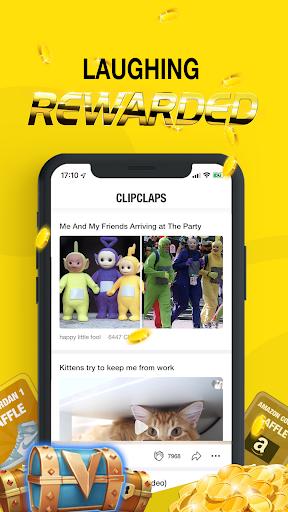 ClipClaps - Reward For Laughs 2.6.1.1 Screenshots 4