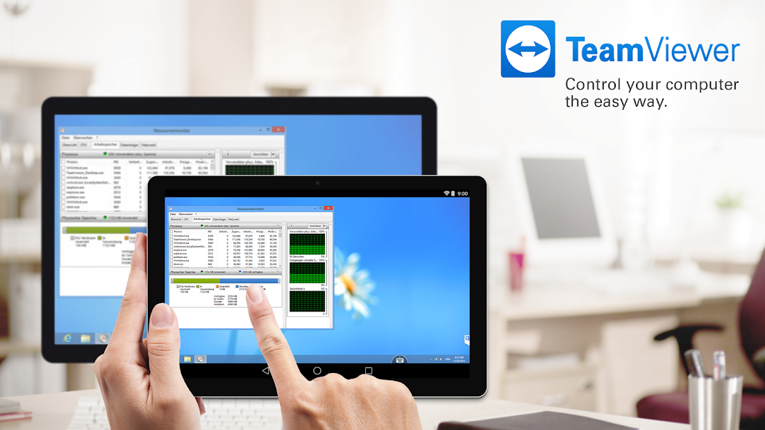 TeamViewer for Remote Control screenshot 6
