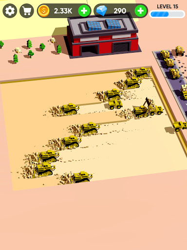 Dig Tycoon - Idle Game  screenshots 9