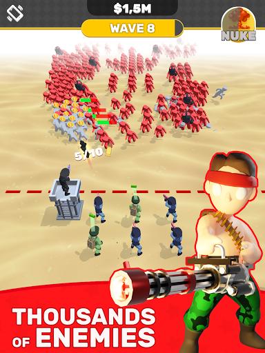 Idle Army screenshots 5