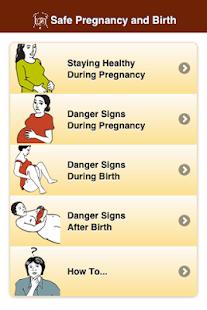 Safe Pregnancy & Birth