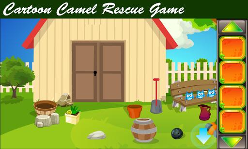 best escape game - cartoon camel rescue game screenshot 3