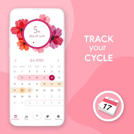 My Calendar - Period Tracker 7.5.1 Screenshots 2