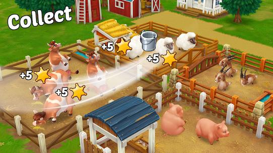Wild West: New Frontier. Build your super farm. 10
