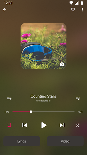 Music Player android2mod screenshots 9