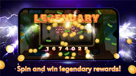 screenshot of One Night Casino - Slots, Roulette