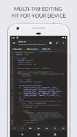 Code Editor - Compiler, IDE, Programming on mobile