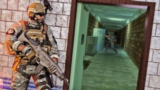 Army shooter Games: Real Commando Games APK + MOD (Money) 4