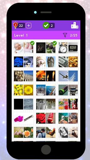 2 Pics 1 Song Quiz 2.0.4 screenshots 2