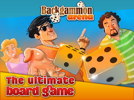 Backgammon Arena 3.0.27 screenshots 11