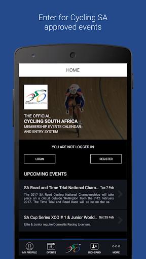 cycling sa events screenshot 1