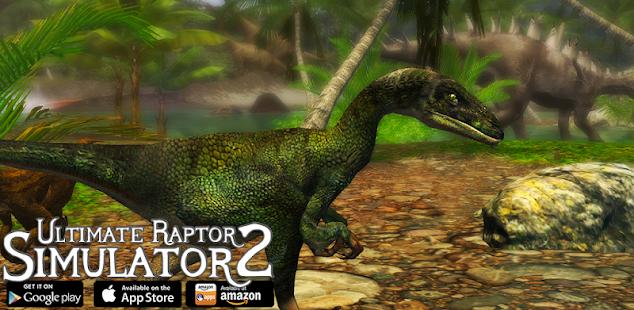 ultimate raptor simulator 2 hack