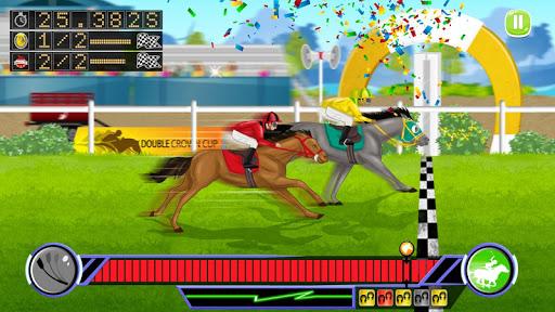 Code Triche Horse Racing : Derby Quest  APK MOD (Astuce) screenshots 1