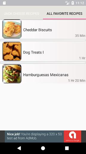 Cheese Recipes - food, healthy cheese recipes 1.3.4 screenshots 8