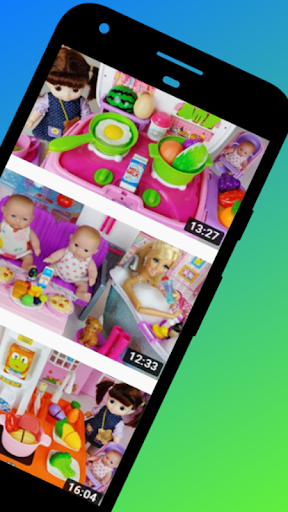 New Cooking Toys Collection Videos 6.0 Screenshots 1
