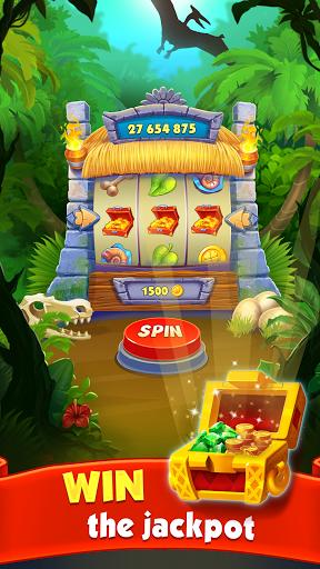 Spin Voyage: raid coins, build and master attack!  screenshots 9