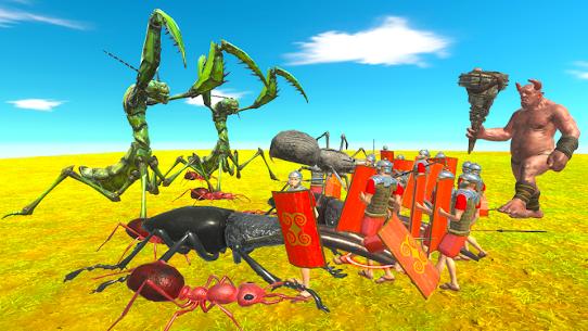 Animal Revolt Battle Simulator (Official) Mod Apk 1.0.9 (A Lot of Gold Bars) 5