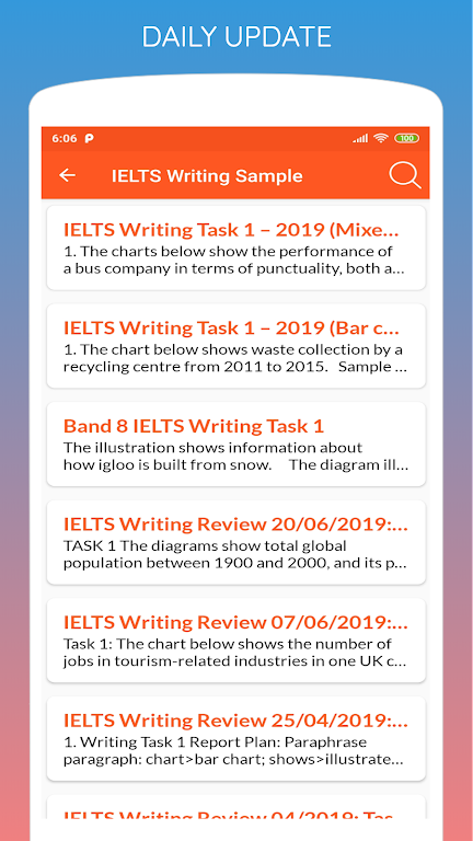 TOP English Essays  poster 6