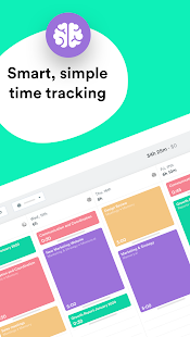 Timely: Time Tracking App & Billable Hours Tracker Screenshot