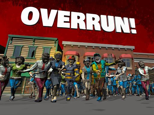 Overrun Zombie Tower Defense: Free Apocalypse Game apkdebit screenshots 12