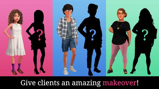 My First Makeover: Stylish makeup & fashion design screenshots 4