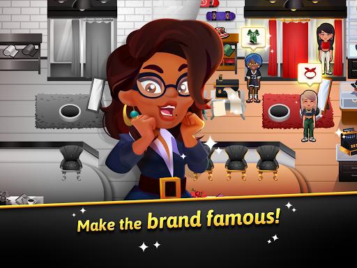Hip Hop Salon Dash - Fashion Shop Simulator Game 1.0.10 screenshots 8