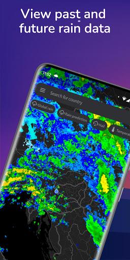 Rain Radar  screenshots 1