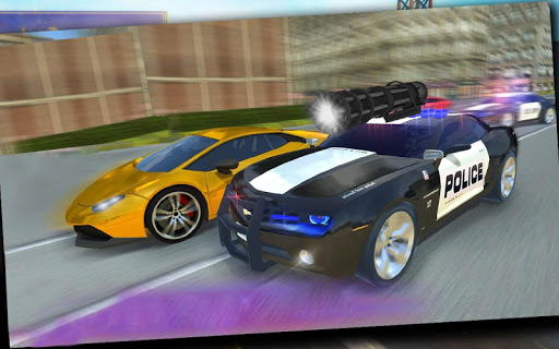 Police Chase vs Thief: Police Car Chase Game  screenshots 8