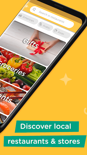 Glovo: Order Anything. Food Delivery and Much More android2mod screenshots 3