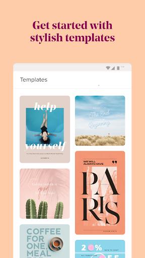 Over: Graphic Design, Photo Editor & Logo Maker  Screenshots 3
