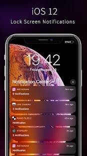 OS12 Lockscreen - Lock screen for iphone 11 Pro