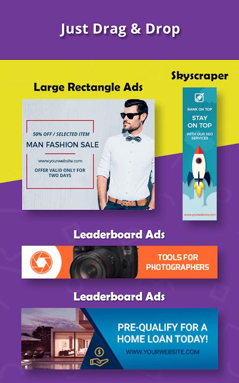 Banner Maker, Thumbnail Creator, Cover Photo Maker  poster 15