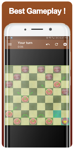 Checkers - Damas 3.2.5 Screenshots 9