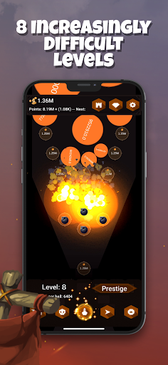 Tower Ball - Incremental Tower Defense 96 screenshots 4
