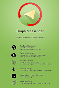 Graph Messenger 1