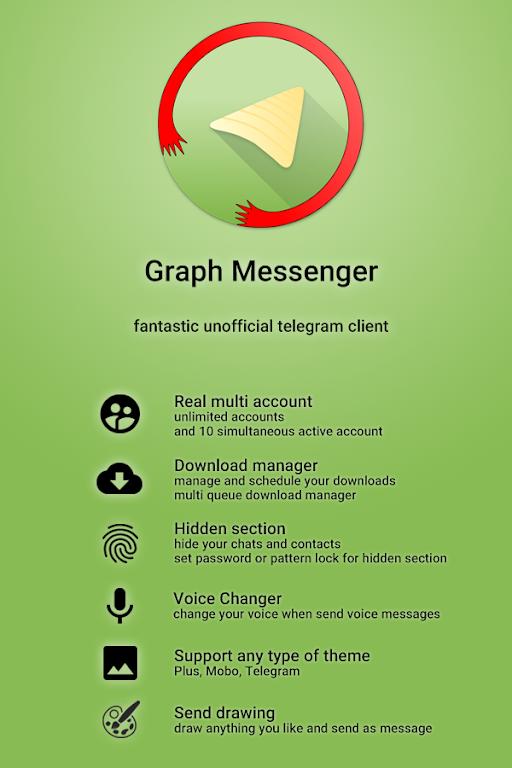 Graph Messenger poster 0