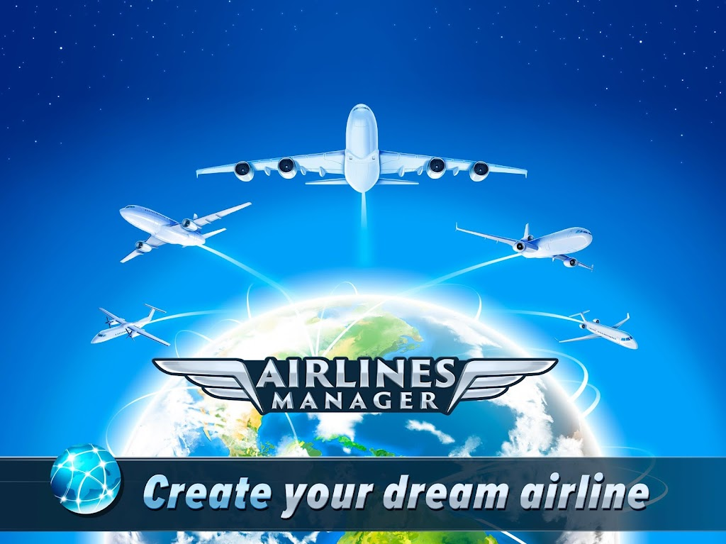 Airlines Manager - Tycoon 2021  poster 0