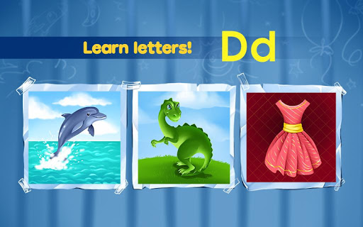 Alphabet ABC! Learning letters! ABCD games! 1.5.23 Screenshots 2