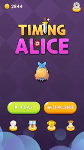Timing Alice 1.176
