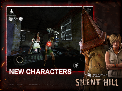 DEAD BY DAYLIGHT MOBILE - Multiplayer Horror Game 4.2.1021 screenshots 15