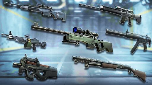 Sniper Shooting : Free FPS 3D Gun Shooting Game 1.0.7 screenshots 5