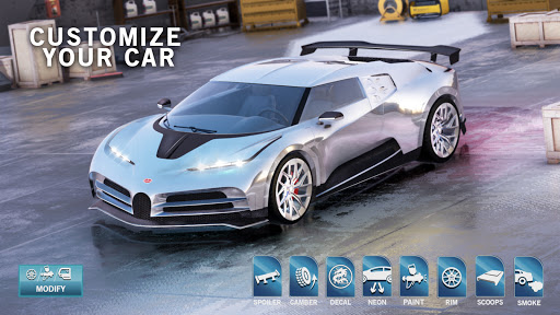 Car Driving Simulator: Centodieci screenshots 9