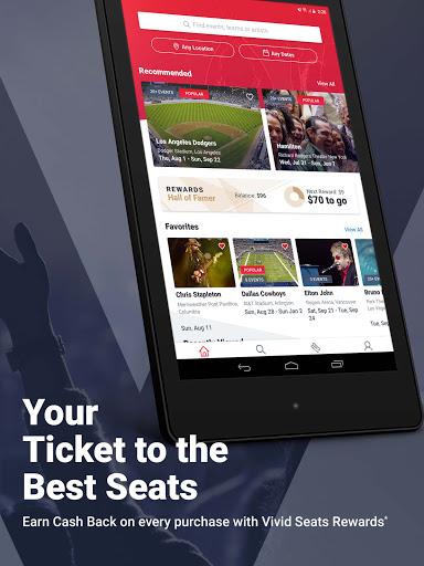 Vivid Seats   Event Tickets  Screenshots 9